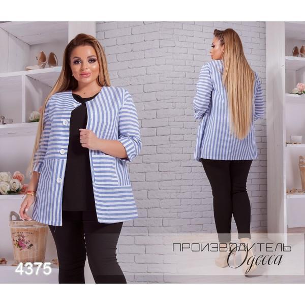 Пиджак №4375