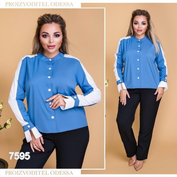 Рубашка №7595