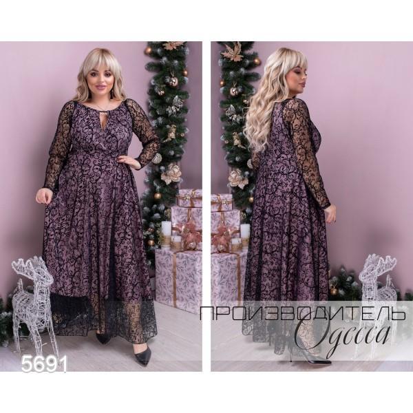 Платье №5691