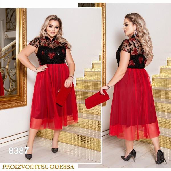 Платье №8387