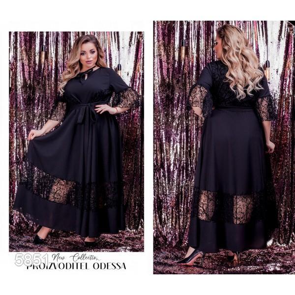Платье №5851