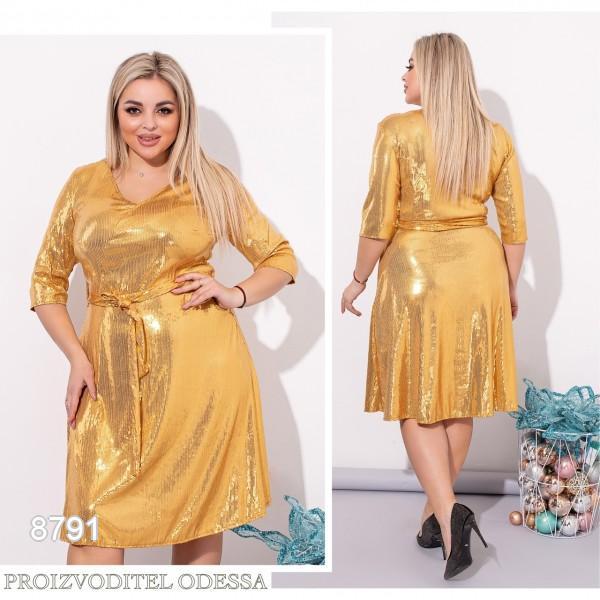 Платье №8791