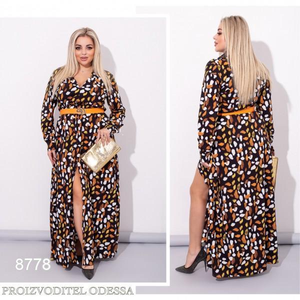 Платье №8778